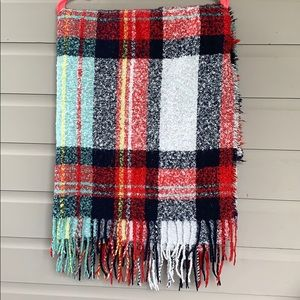 Soft and Cozy Blanket Scarf
